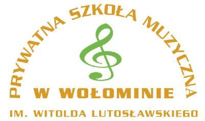 Prywatna Szkoła Muzyczna Logo
